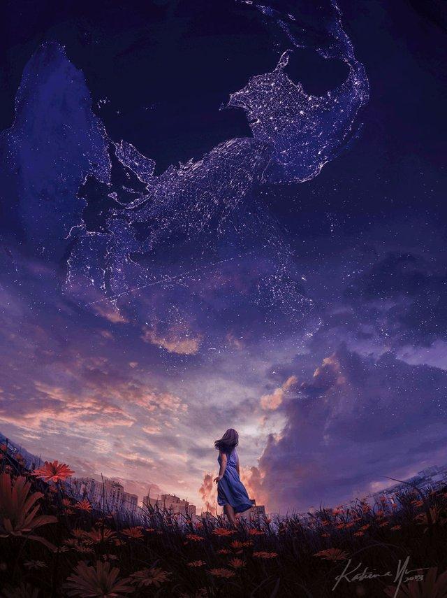 Коли казки стають реальністю: фото ілюстраторки, які вражають - фото 306859