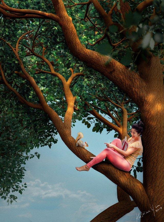 Коли казки стають реальністю: фото ілюстраторки, які вражають - фото 306861