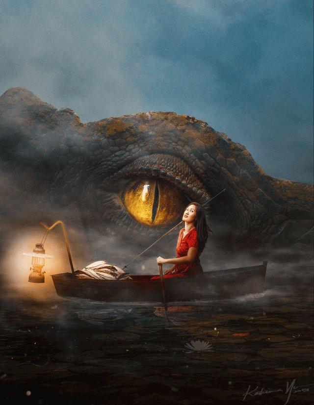 Коли казки стають реальністю: фото ілюстраторки, які вражають - фото 306864