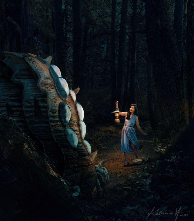 Коли казки стають реальністю: фото ілюстраторки, які вражають - фото 306866