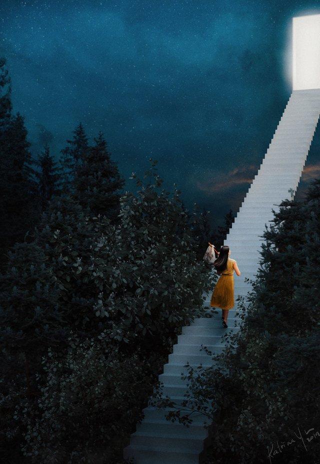 Коли казки стають реальністю: фото ілюстраторки, які вражають - фото 306871