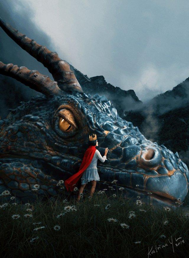 Коли казки стають реальністю: фото ілюстраторки, які вражають - фото 306872