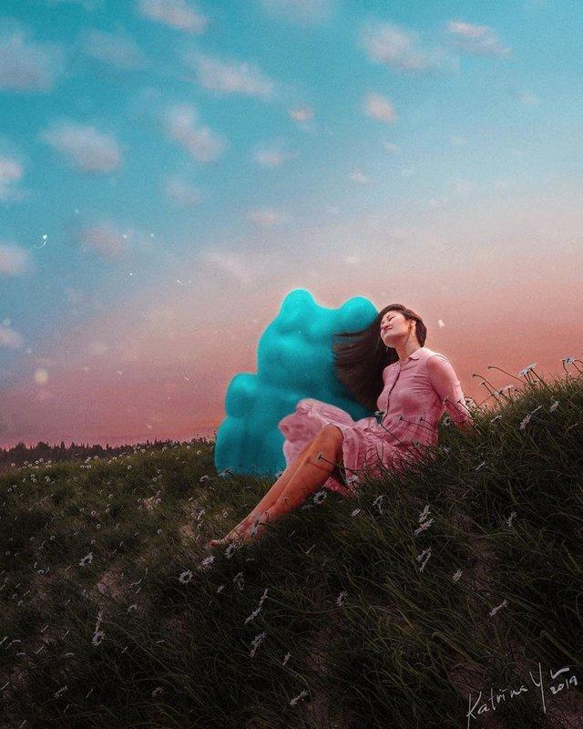 Коли казки стають реальністю: фото ілюстраторки, які вражають - фото 306873