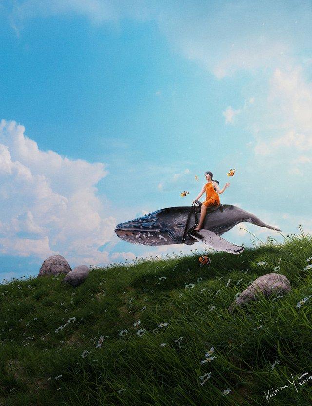Коли казки стають реальністю: фото ілюстраторки, які вражають - фото 306878