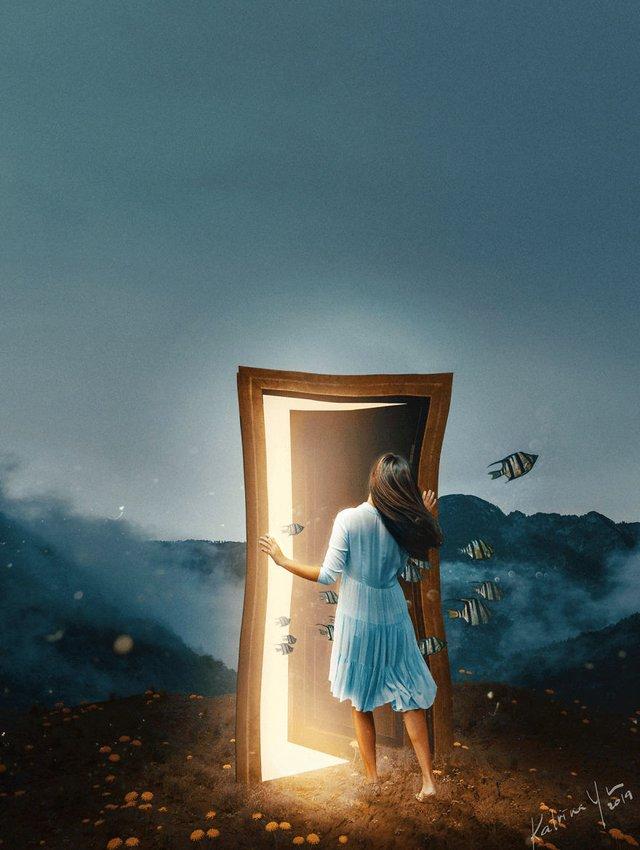 Коли казки стають реальністю: фото ілюстраторки, які вражають - фото 306882