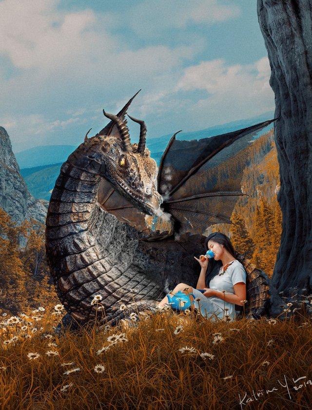Коли казки стають реальністю: фото ілюстраторки, які вражають - фото 306884