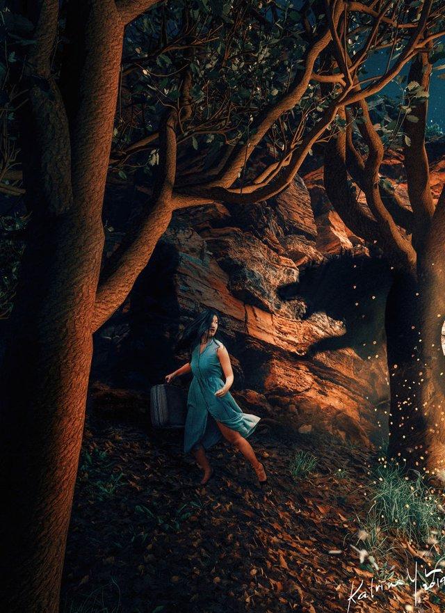 Коли казки стають реальністю: фото ілюстраторки, які вражають - фото 306885