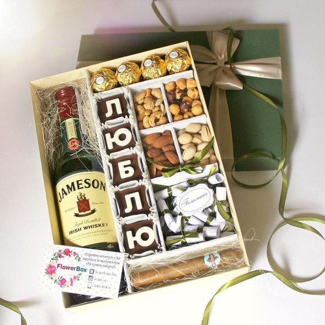Подарунок у коробці - фото 306918