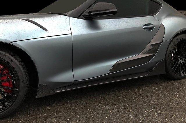 В Японії показали особливу версію Toyota Supra - фото 306923