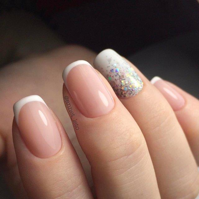 Красиві нігті дизайн  - фото 306953