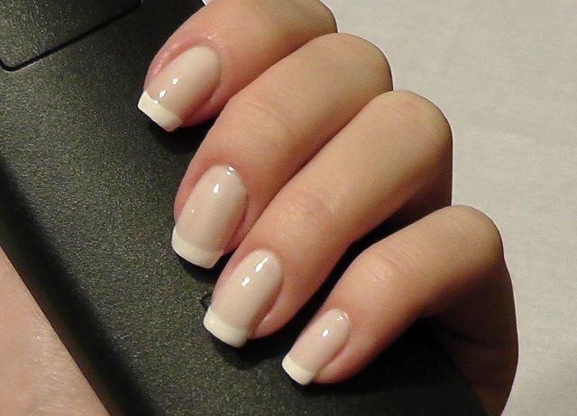 Класичний білий френч  - фото 306967