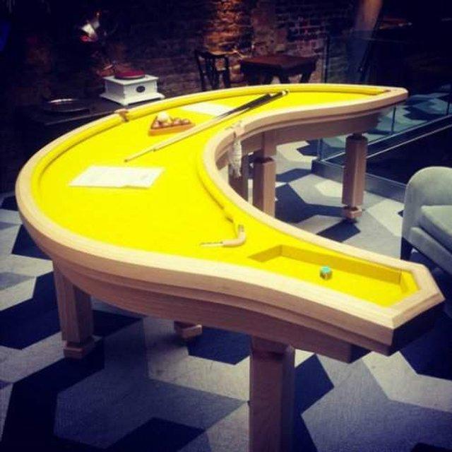 Найбільш незвичайні столи для більярду: зіграли би? - фото 307003