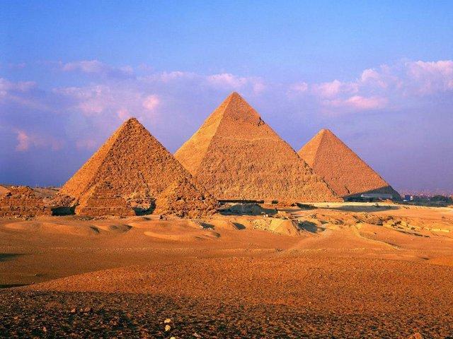 Піраміди Гізи  - фото 307038