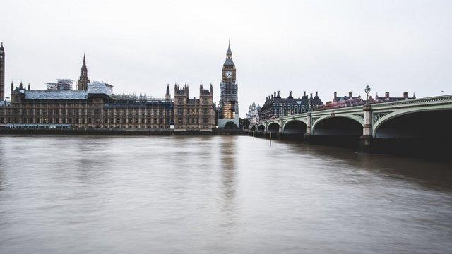 Міські пейзажі Лондона, які заворожують: фото Натана Хендса - фото 307070