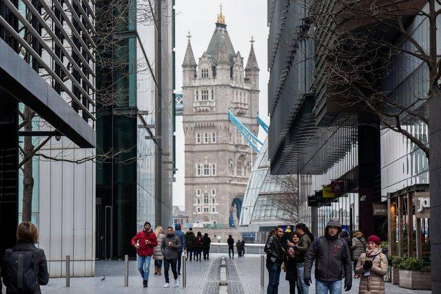 Міські пейзажі Лондона, які заворожують: фото Натана Хендса - фото 307071