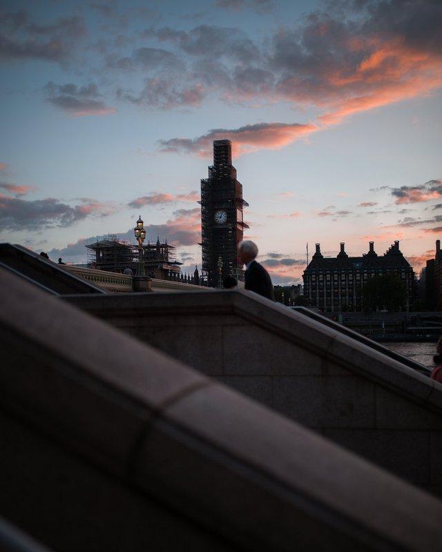 Міські пейзажі Лондона, які заворожують: фото Натана Хендса - фото 307074