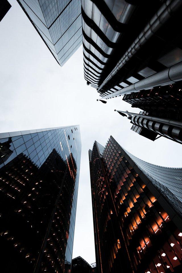 Міські пейзажі Лондона, які заворожують: фото Натана Хендса - фото 307080