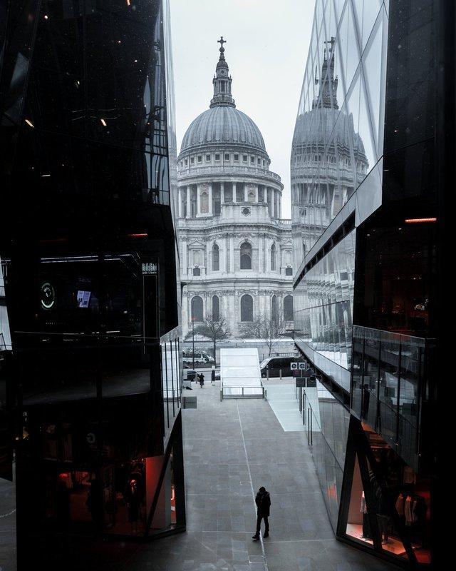 Міські пейзажі Лондона, які заворожують: фото Натана Хендса - фото 307081