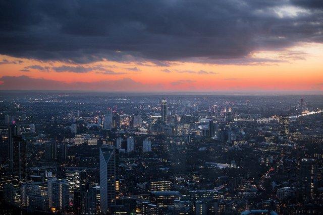 Міські пейзажі Лондона, які заворожують: фото Натана Хендса - фото 307082