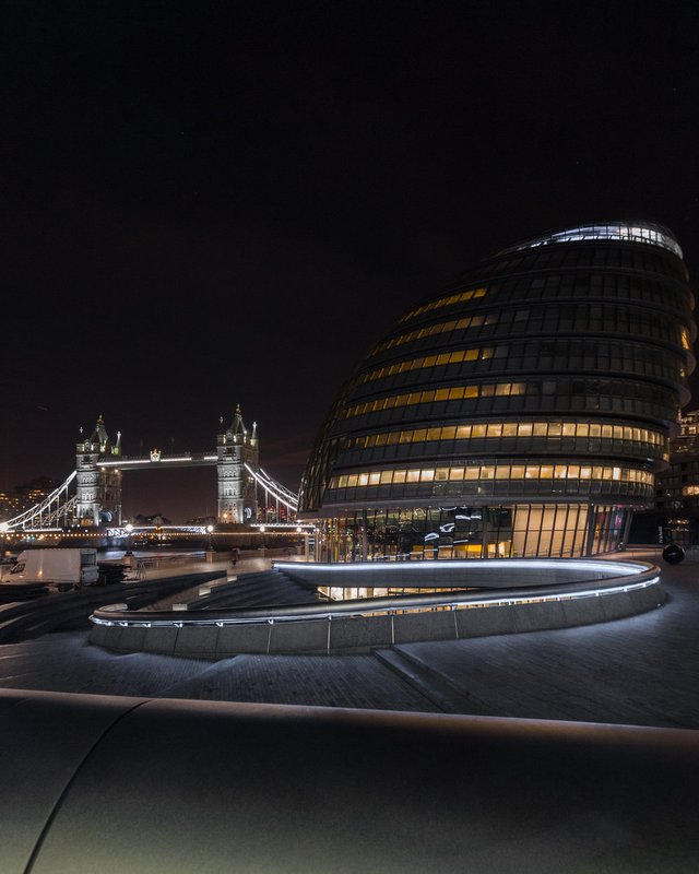 Міські пейзажі Лондона, які заворожують: фото Натана Хендса - фото 307084