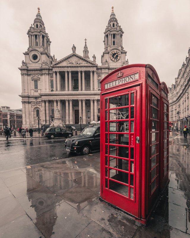 Міські пейзажі Лондона, які заворожують: фото Натана Хендса - фото 307087