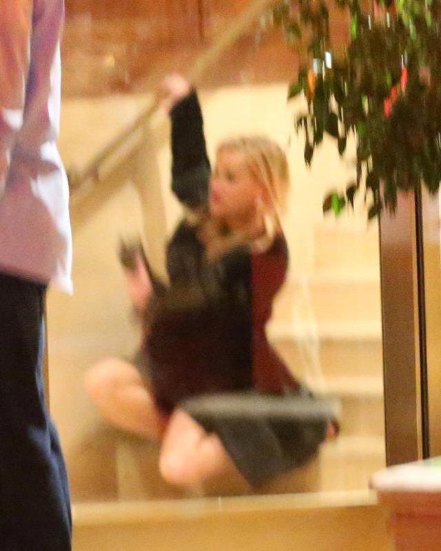 Відома американська акторка впала зі сходів, перебравши алкоголю: фотофакт - фото 307092