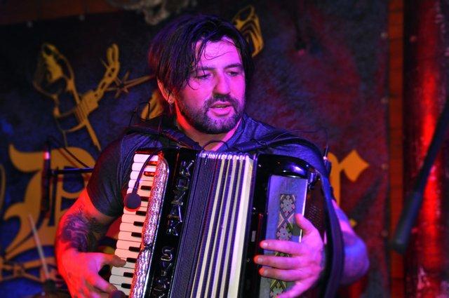 Іван Леньо, соліст гурту Kozak System - фото 307226