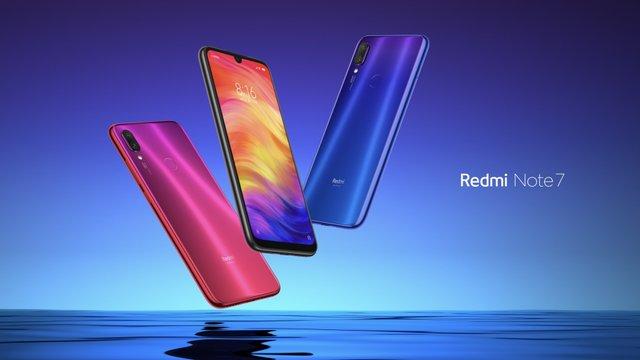 Redmi Note 7 уже розійшовся мільйонним тиражем - фото 307246