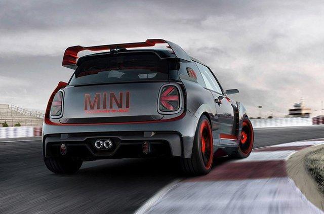 MINI готує до випуску найшвидший і найпотужніший хетчбек - фото 307515