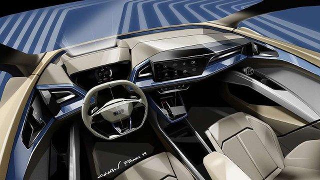 Audi Q4 e-tron - фото 307682