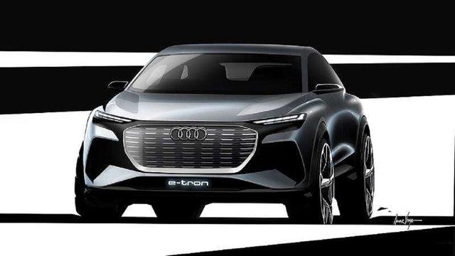 Audi Q4 e-tron - фото 307683