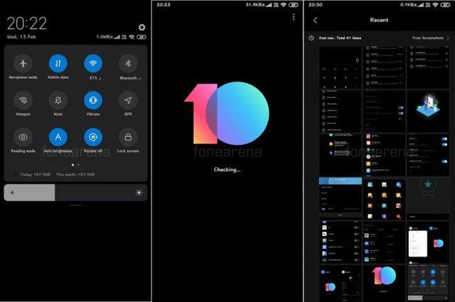 Випередили Google: MIUI 10 від Xiaomi отримала темну тему оформлення - фото 307763