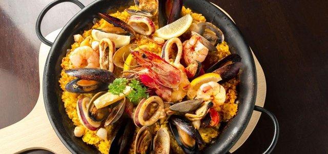Сарсуела з морепродуктів  - фото 307765