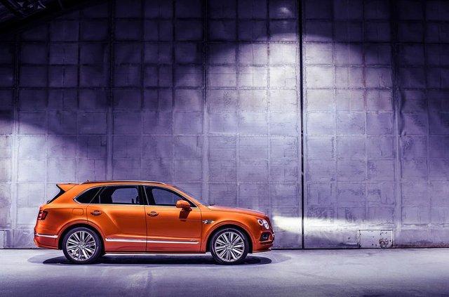 Bentley Bentayga став найшвидшим позашляховиком у світі - фото 307848