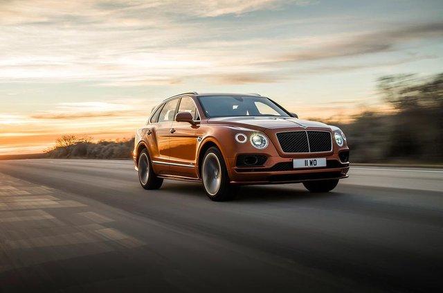 Bentley Bentayga став найшвидшим позашляховиком у світі - фото 307851