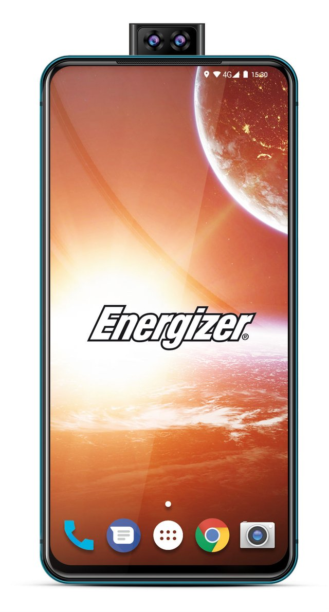 Надзвичайно автономний смартфон від Energizer - фото 307875