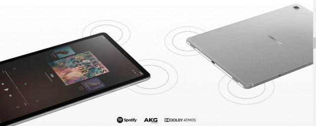 Конкурент iPad: Samsung представив найтонший і найлегший планшет Galaxy Tab S5e - фото 308103