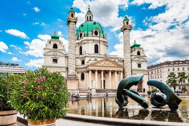 Католицька церква Карлскірхе - фото 308144