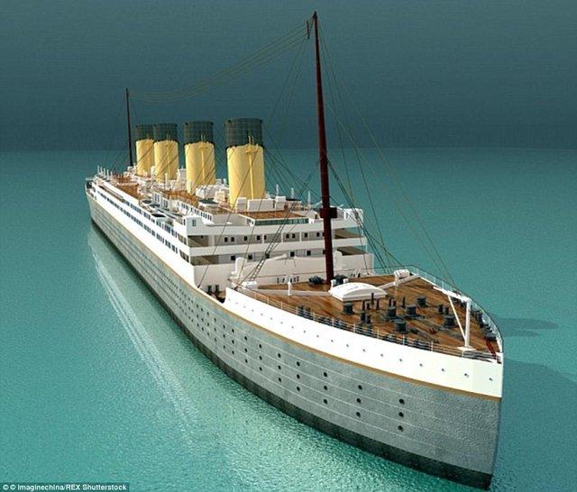 Копія Титаніка - фото 308381