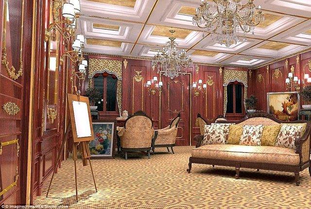 У мережі з'явилися перші знімки китайської копії Титаніка - фото 308382