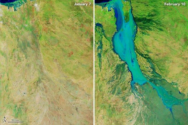 Наслідки паводку в Австралії - фото 308483