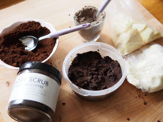 Скраб з кави принесе користь вашому обличчю та тілу - фото 308536