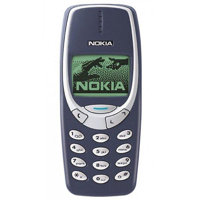 Про Nokia 3310 на початку 2000-х мріяв кожен - фото 308540