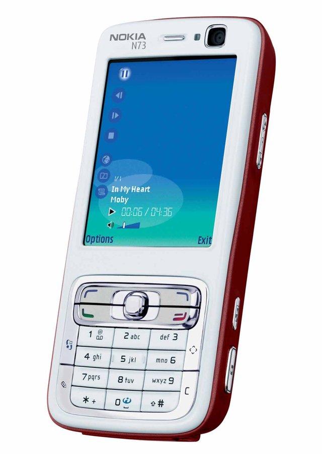 Nokia N73 – дуже крутий смартфон - фото 308543