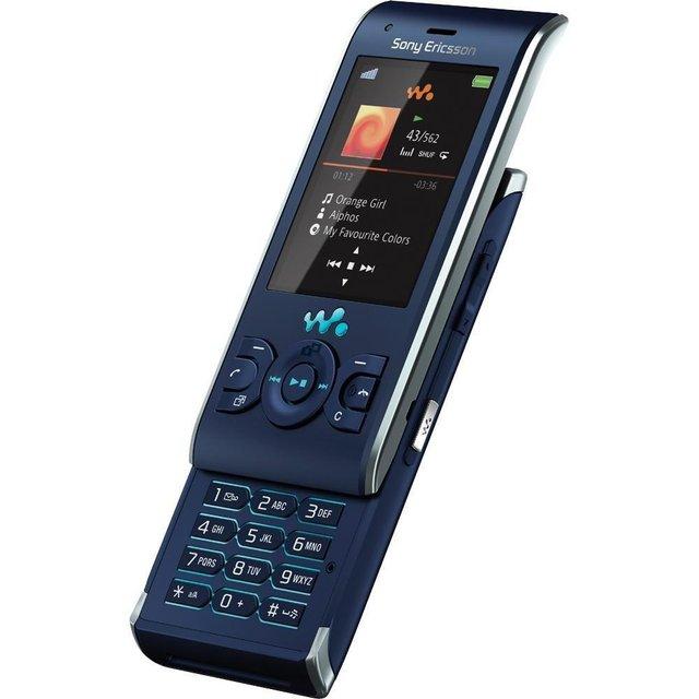 Sony Ericsson W595 – улюблений гаджет меломанів - фото 308545