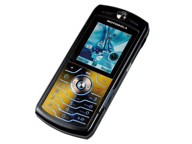 Motorola SLVR L7 - фото 308547