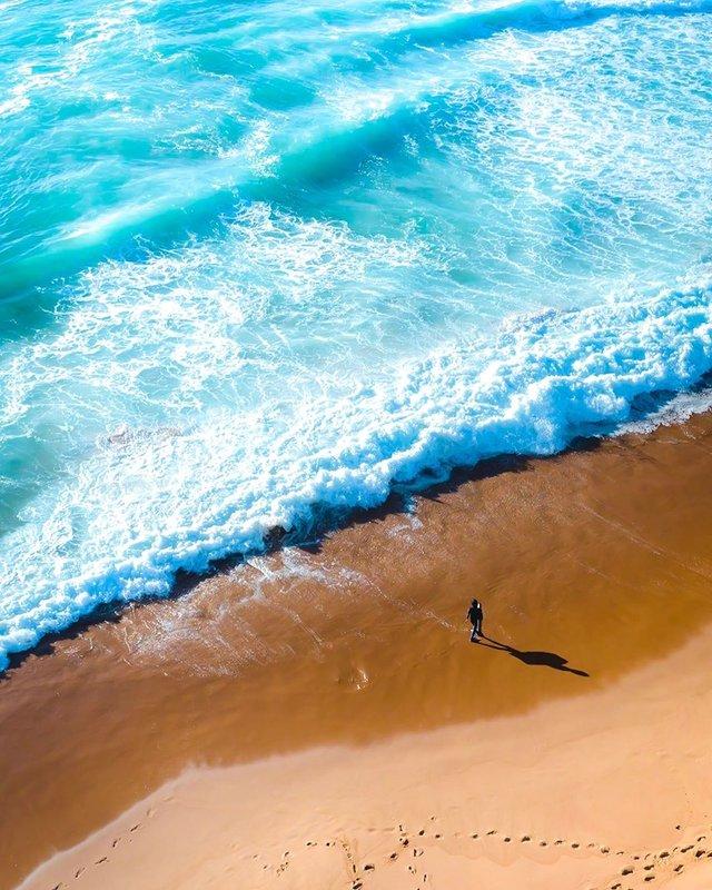 Австралія з висоти пташиного польоту: яскраві фото мандрівника - фото 308575