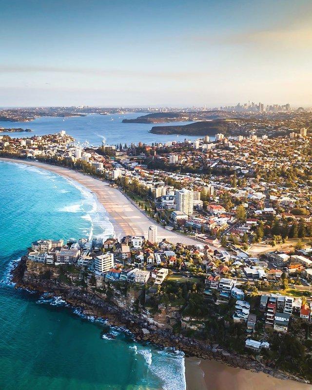 Австралія з висоти пташиного польоту: яскраві фото мандрівника - фото 308586