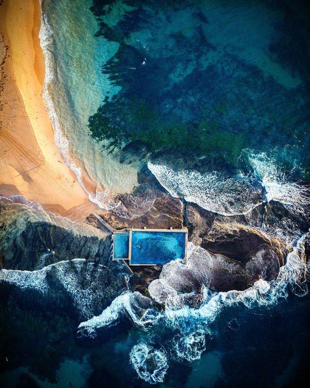 Австралія з висоти пташиного польоту: яскраві фото мандрівника - фото 308591