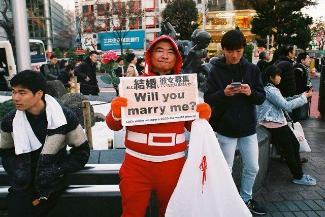 Життя та мода на вулицях Японії: незвичайні фото - фото 308616